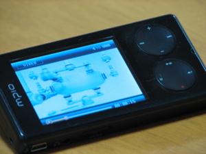 MPIOの動画再生プレイヤーMG300