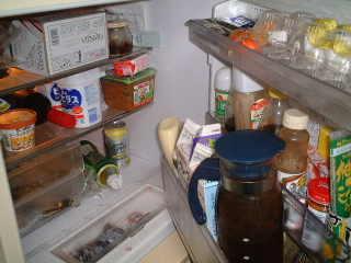 冷蔵室(実施前)