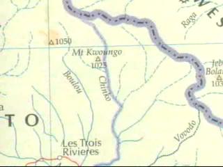 チンコ川Chinko