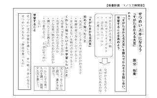 「すがたをかえる大豆」指導案1