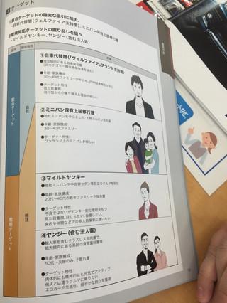 マイルドヤンキー、ヤンジーが使われているトヨタの営業販売マニュアル