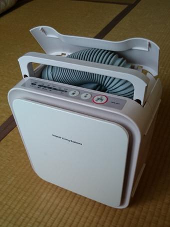 日立ふとん乾燥機HFK-SD1