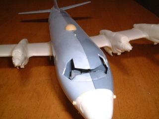 1/72 ロッキード P-3C アップデートⅡ オライオン(海上自衛隊仕様)