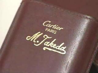 山田五郎はカルティエの葉巻入れを筆箱として利用