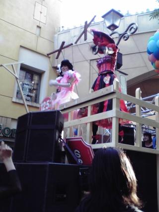 川崎ハロウィンパレード先導車12