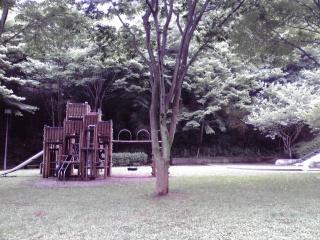 稲城中央公園の遊具