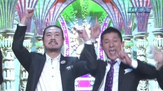 M-1 2010優勝時の笑い飯 哲夫のリアクション1