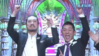 M-1 2010優勝時の笑い飯 哲夫のリアクション2