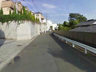 google street view 元画像