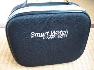 スマートウォッチPMP-300のケース