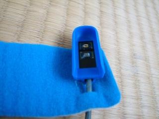 スマートウォッチPMP-300の酸素飽和度センサ