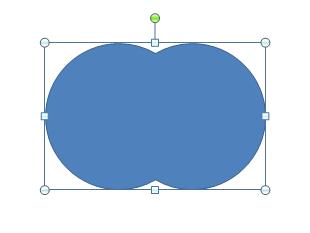 図形の接合(PowerPoint2010)