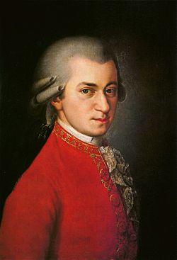 モーツァルトの肖像画